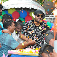 Manchu Manoj Birthday Celebrations Photos