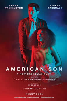 Capa American Son – Torrent 2019 Dublado WEB-DL 1080p
