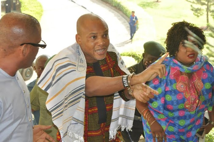 Mark my word; Hatred that Tinubu has for the Igbo people will Cause the fall of Yoruba race — Nnamdi Kanu spits fire, blasts S,West