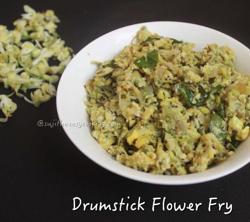 Drumstick Flower Fry2