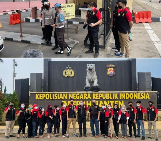 Laporan Ditolak Polda Banten, LQ Indonesia Lawfirm Ragukan Komitmen Kepolisian Tindak Oknum Polisi Smackdown Mahasiswa