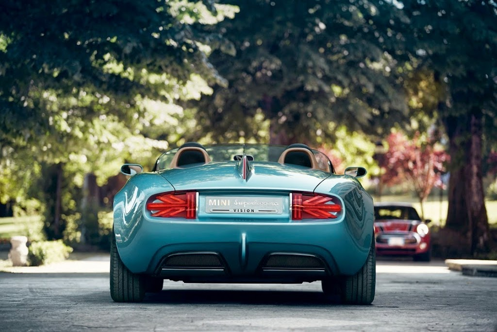 MINI Superleggera Vision Concept 105