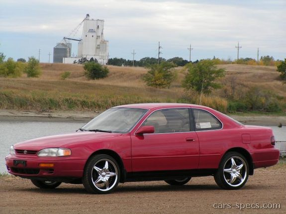 1995 toyota camry coupe specifications pictures prices. Black Bedroom Furniture Sets. Home Design Ideas