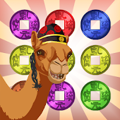 Silk Road Match 3 - A Puzzle Adventure Game