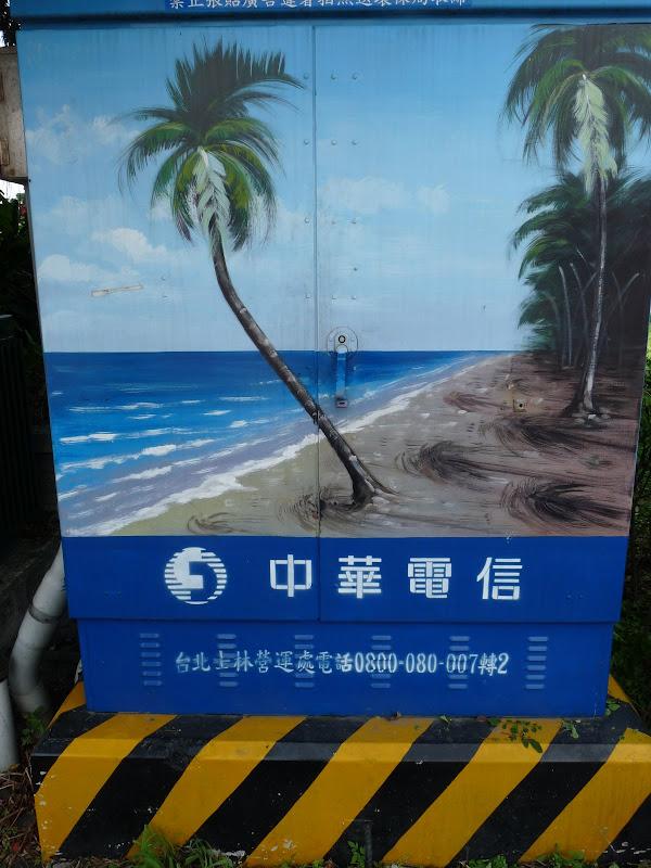 TAIWAN. Taipei.Danshui et en face, Bali - P1120117.JPG