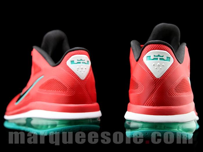Official Nike Lebron 9 Diana Taurasi Home and Away PEs