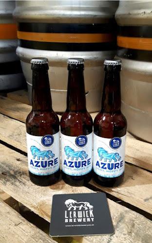 Lerwick Brewery, Azure, Aldi, Summer Beer Festival