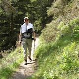 Wanderung mit Luis- Gamssteig Terenten 02.06.2015 Escursione con guida Luis- Terento 02.06.2015