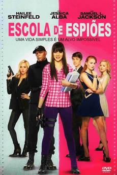 Baixar Filme Escola de Espiões (2015) Dublado Torrent Grátis