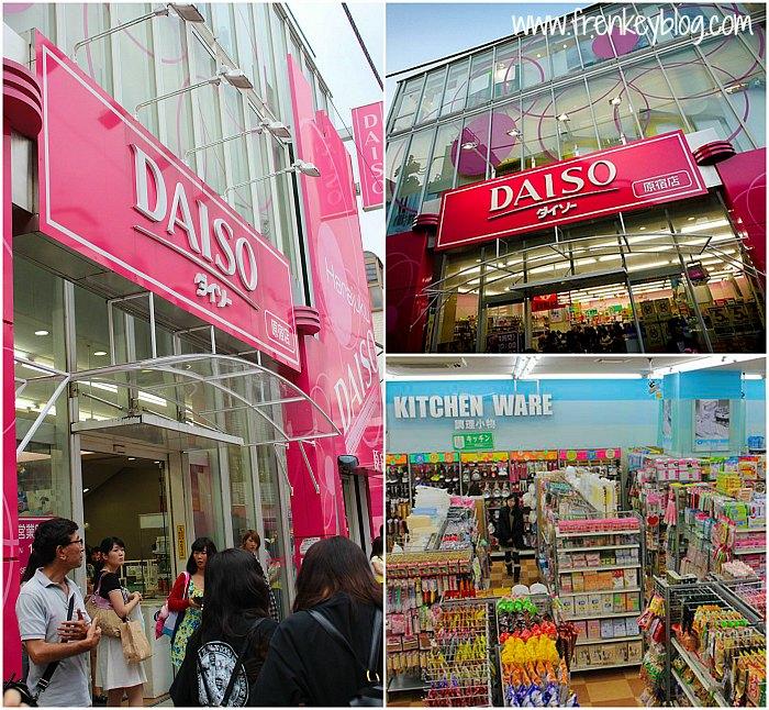 Daiso ( 100 Yen Shop ) - Takeshita Street ( Harajuku )