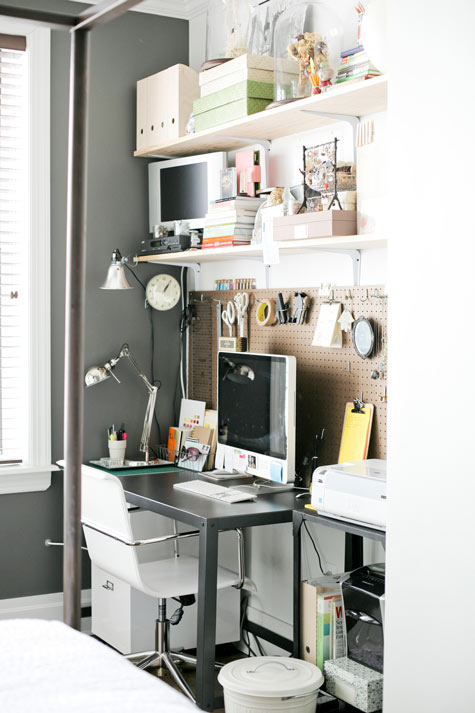 office, home office decoration, hello peagreen, interiors blogger