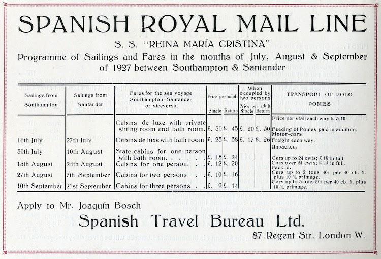 Anuncio en ingles. Libro de Información 1927. CTE.jpg