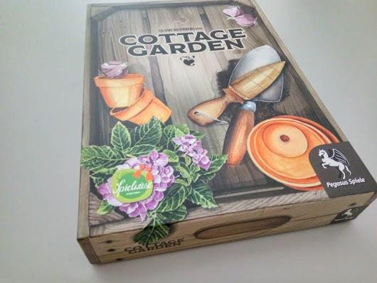 Cottage Garden: recenzija
