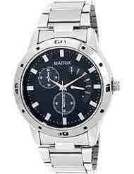 Amazon - Buy Matrix Watches Upto 80% Off Starting From Rs.299 Only