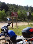 Mt. Alto to Sunset Townsite (Old Ghost Town)