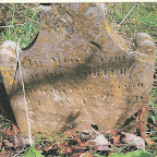 Mary Porter, died 1850; 2nd wife of Andrew Porter