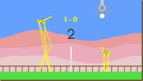 Giraffes Volleyball