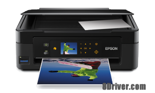 download Epson XP-402 printer's driver