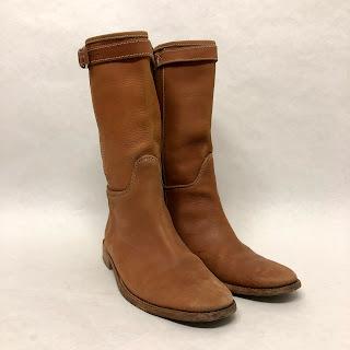 Max Mara Nubuck Boots