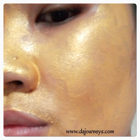 Piolang 24K Gold Wrapping Mask