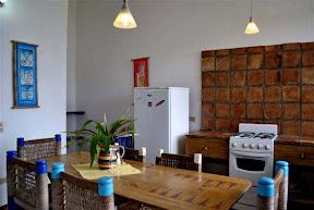 tarzan house - cucina