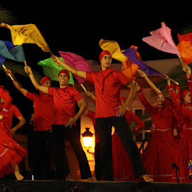 Festival Pueblos del Mundo en Puebla