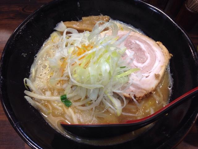 麺処花田 池袋本店 味噌ラーメン