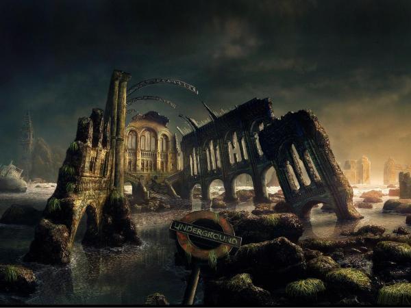 Underground, Magick Lands 2