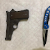 Two Indians arrested with weapons