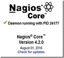 Installation of Nagios Core 4.2