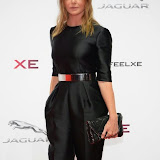 WWW.ENTSIMAGES.COM -Stella McCartney  arriving     at       Jaguar XE - World premiere and  Global launch party at Earls Court Exhibition Centre, London September 8th 2014Jaguar premieres its new Jaguar XE car to press and VIPs                                               Photo Mobis Photos/OIC 0203 174 1069