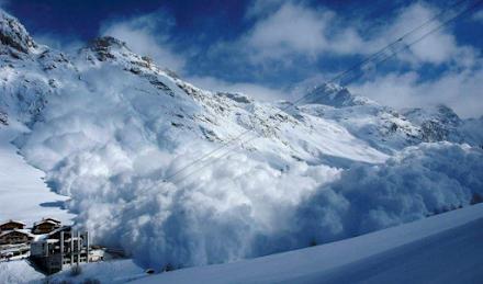 Δύο χιονοστιβάδες σκότωσαν 7 άτομα χθες στις Γαλλικές Άλπεις