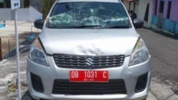 Anak Buah Amien Rais Bawa Kabur Mobil Dinas Kemenag, Eh Kecelakaan