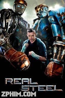 Tay Đấm Thép - Real Steel (2011) Poster