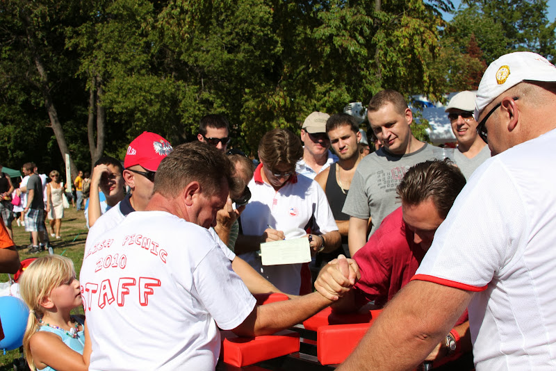 PiknikStatenIsland2010 Piotr Pawlowski Dariusz Mieczkowski Fight2