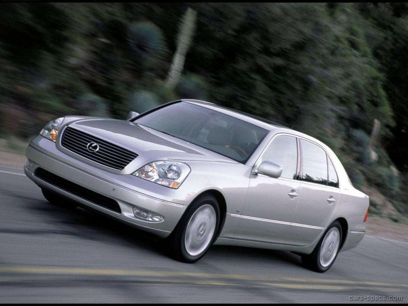 2003 lexus ls 430 sedan specifications pictures prices. Black Bedroom Furniture Sets. Home Design Ideas