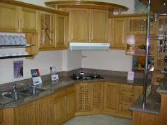 Tủ bếp đẹp MS-105