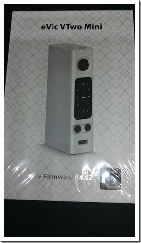 DSC 2313 thumb%25255B2%25255D - 【MOD】稀代の小型MOD「Joyetech eVic VTwo Mini」レビュー【VTC Mini後継モデル】