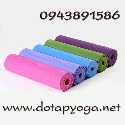 Tham tap yoga co hoa van kem tang tui dung cao cap gia regiam gia tai ha noi