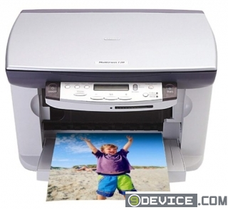 Canon MultiPass F20 laser printer driver | Free save & set up