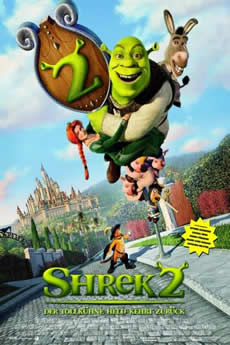 Capa Shrek 2 Torrent