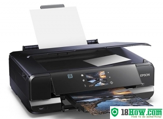 How to Reset Epson XP-950 flashing lights error