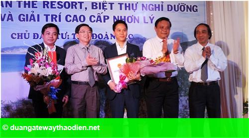 Hình 1: FLC đầu tư dự án 3.500 tỷ đồng ở Bình Định