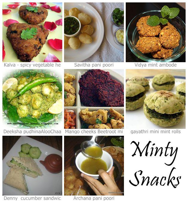 Seduce Your Tastebuds Refreshing Minty Treats