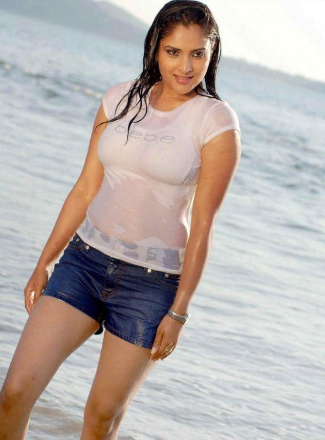 Scandals Tamil Actress Ramya Kannada Actress Wet Pics