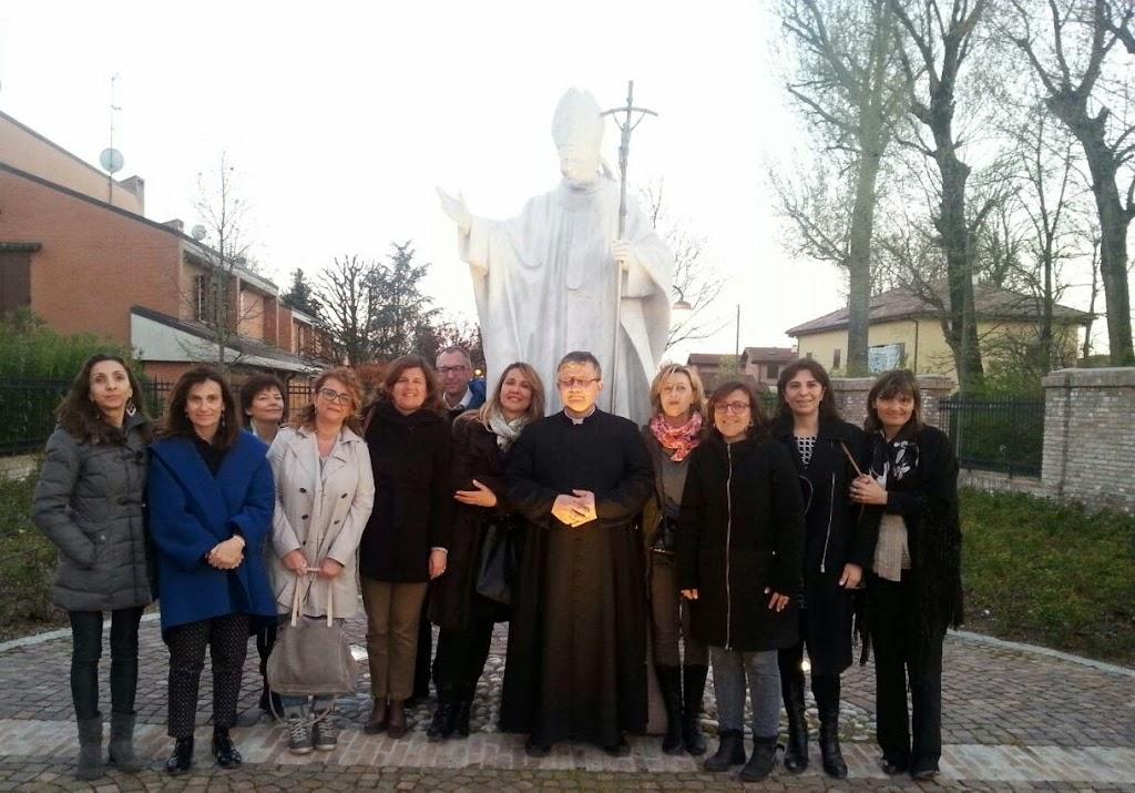 U św. Katarzyny w Bolonii, 8.04.2015 - IMG-20150409-WA0004.jpg