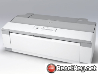 Reset Epson PX-1004 printer Waste Ink Pads Counter