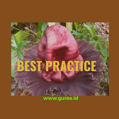 BEST PRACTICE: KEPALA SEKOLAH,GURU DAN TENDIK  BERPRESTASI