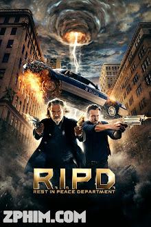 Đồn Cảnh Sát Ma - R.I.P.D. (2013) Poster