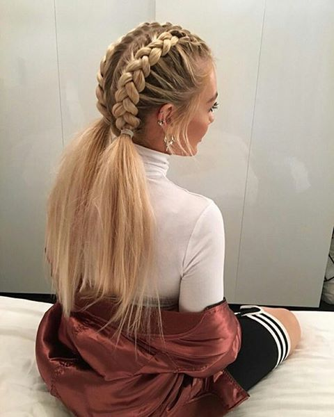Braid Hairstyles A selection of your hairstyle To suit you 2017 14
